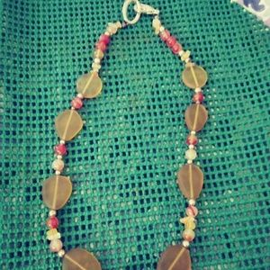 😊5 for $25😊 Sea Glass necklace